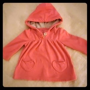 CARTERS BABY SWEATER USED